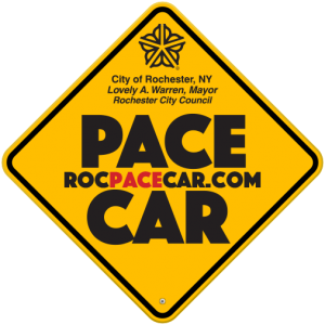 Rochester Pace Car