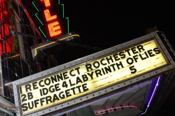 Rochester Street Films at The Little Theatre