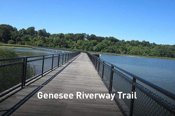 Genesee Riverway Trail