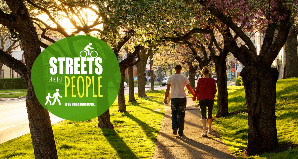 Streets for the People – Southeast Quadrant
