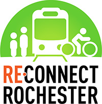Reconnect Rochester works to promote transportation choices that enable a more vibrant and equitable community in the Rochester, NY region.