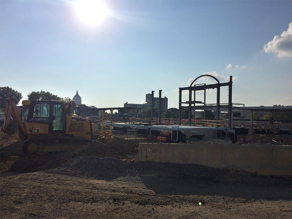 Rochester Intermodal Station Update 2016