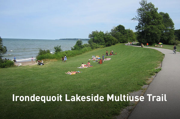 Irondequoit Lakeside Multiuse Trail