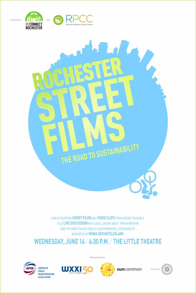 Rochester Street Films - The Road to Sustainability