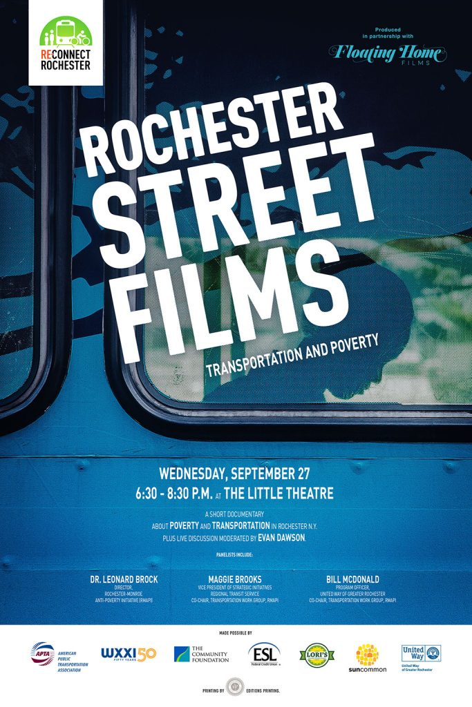 Rochester Street Films : Transportation and Poverty