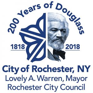 City of Rochester - 200 Years of Frederick Douglass