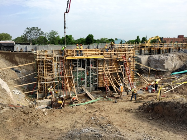 Rochester Intermodal Station Update 2016