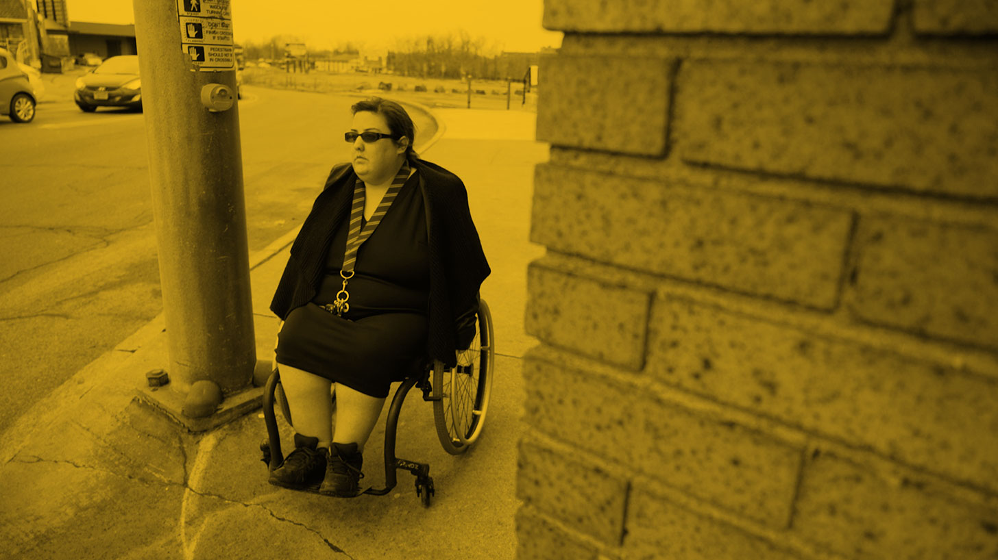 Rochester Street Films : Getting Around with a Disability