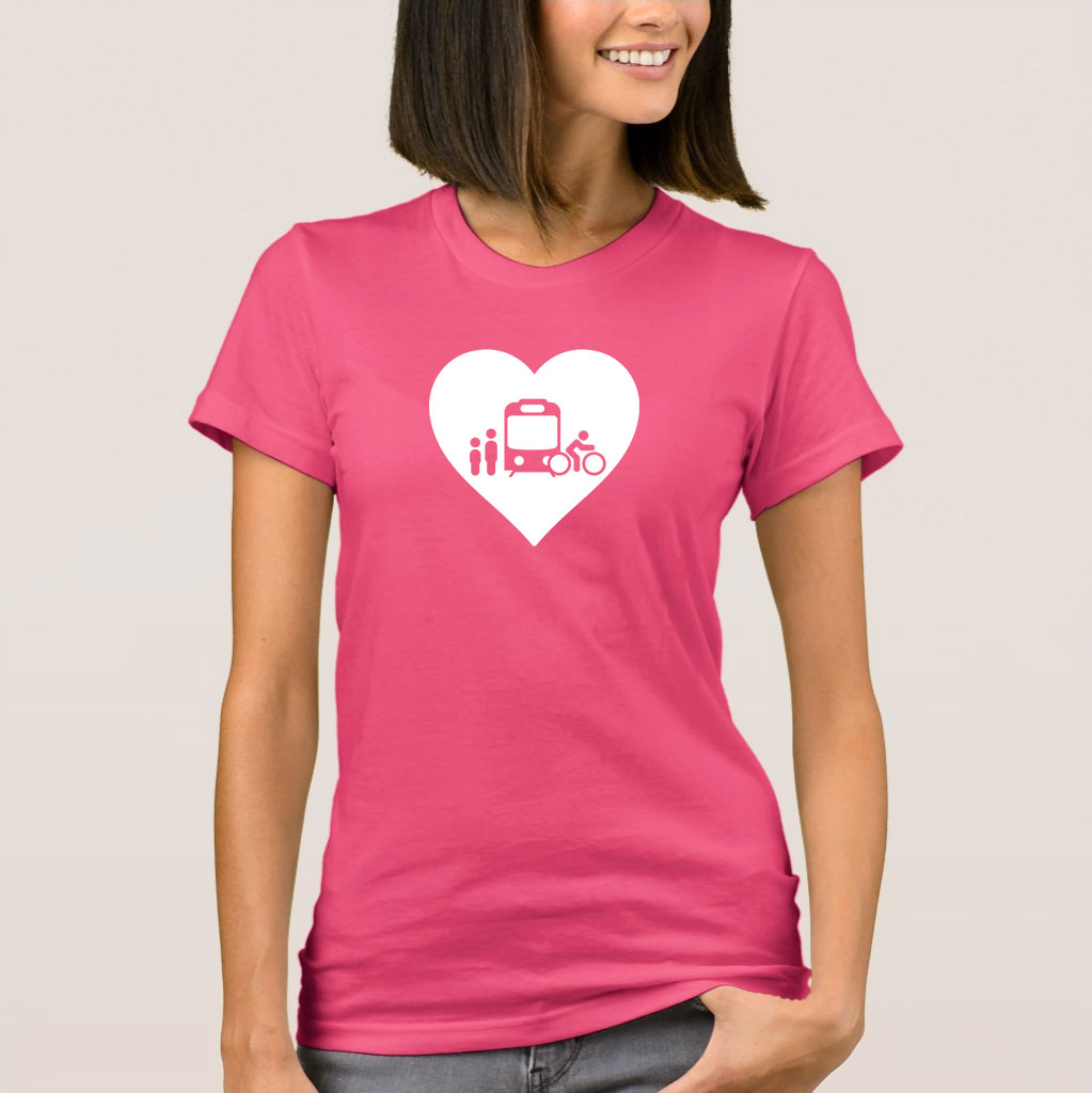 I Love ♥ Transit T-shirt