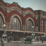 Rochester Union Depot Poster
