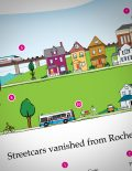 Rochester Streetcar Poster