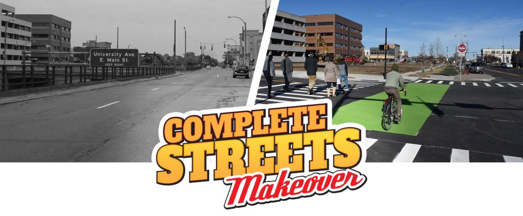 Rochester Complete Streets Makeover