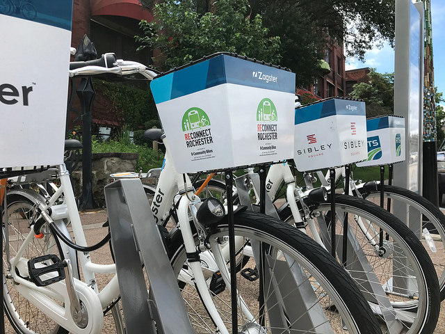 Rochester's Bike Share