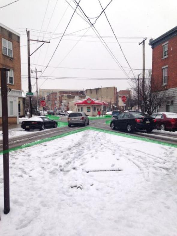 Photo of Philadelphia Sneckdown